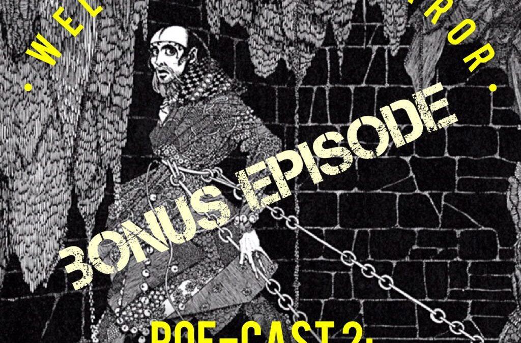 Poe Cast 2 – The Cask of Amontillado – Edgar Allan Poe