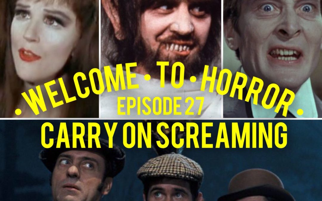 Carry On Screaming Episode 027