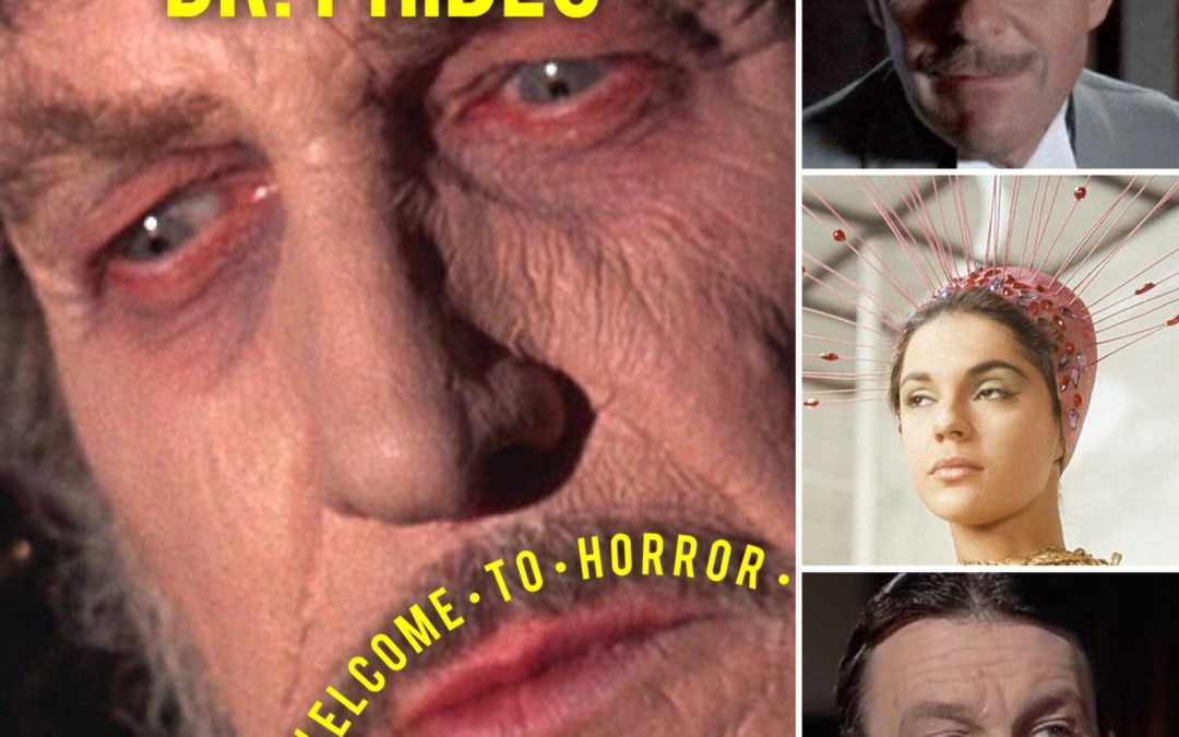 044 The Abominable Dr Phibes - Welcome to Horror Episode 44