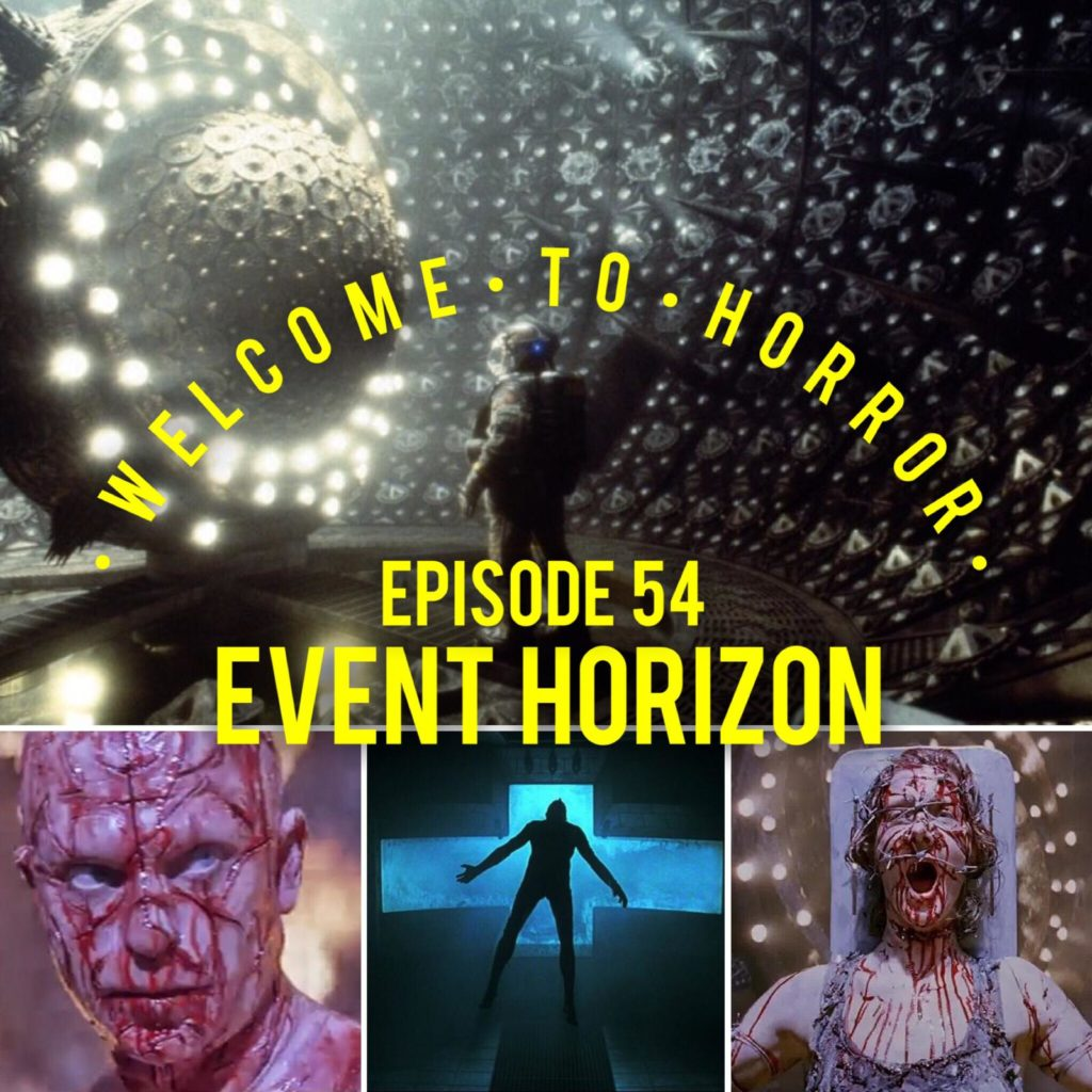 Event Horizon Welcome to Horror